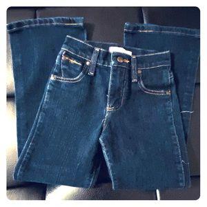 Girls Wrangler Jeans Q-baby size 6X